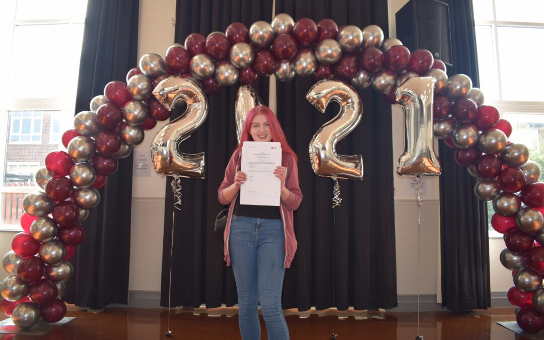 Congratulations to our A level Class of 2021