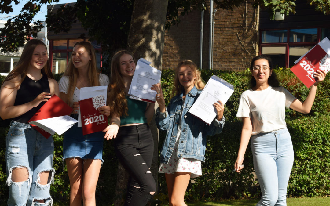Welcome back to Class of 2020 on GCSE results day!