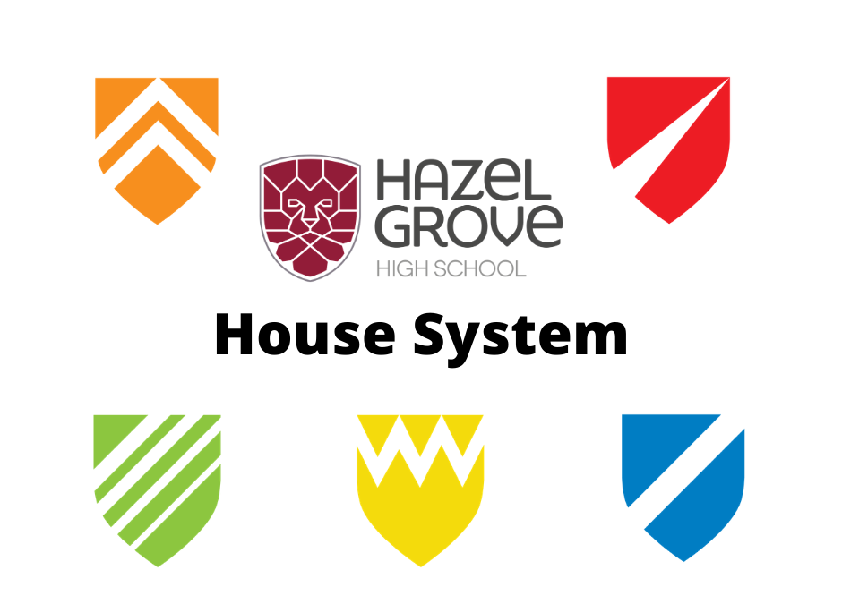 Introducing HGHS's new House System