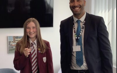 Amelie cracks code to achieving success at cryptography event