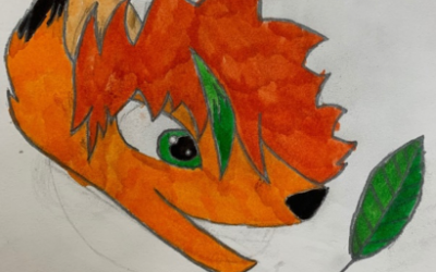 Students take part in art competition to design school mascots