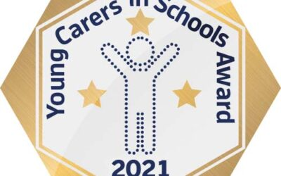 Hazel Grove meets gold standard for young carers
