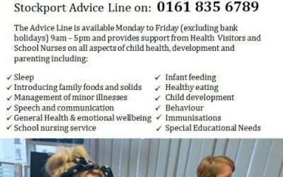 New Child Health Advice Line Launched